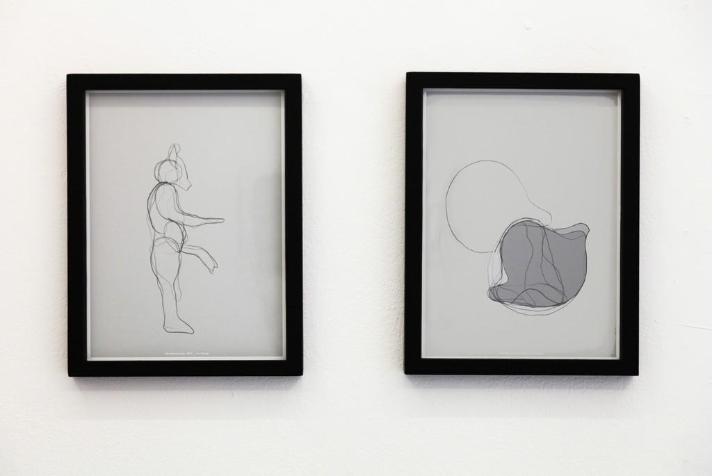 """exhibition #3: """"In Folge I"""", stöckerselig (Basel)"""