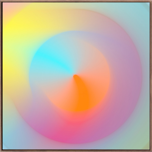 , 'Aurora Radiant No 4,' 2017, Lustre Contemporary