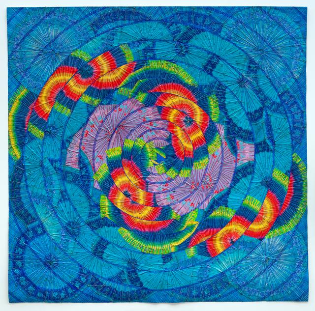 , 'Flor Tectônica [Tectonics Flower],' 2014, Zipper Galeria