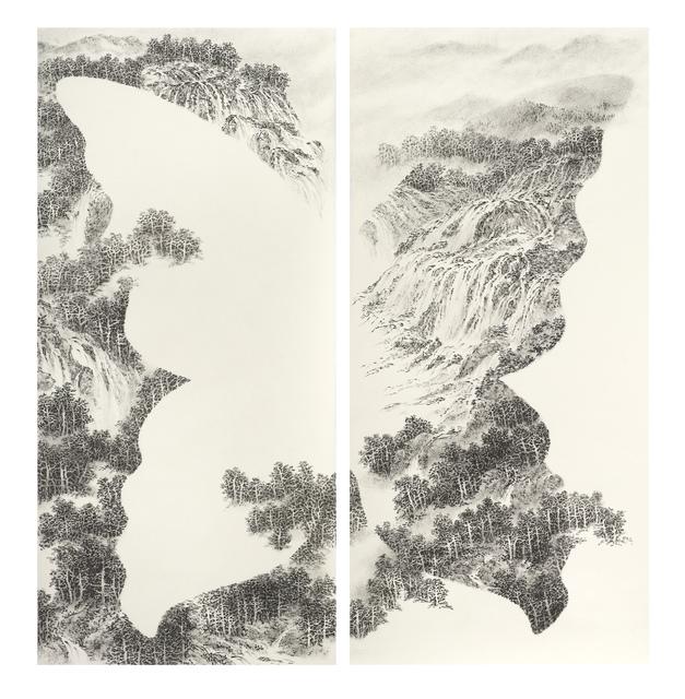 , '< Symbiosis > No. 5 < 共生 > 之五,' 2017, Artify Gallery