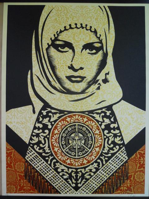 , 'Arab Woman,' 2006, EHC Fine Art