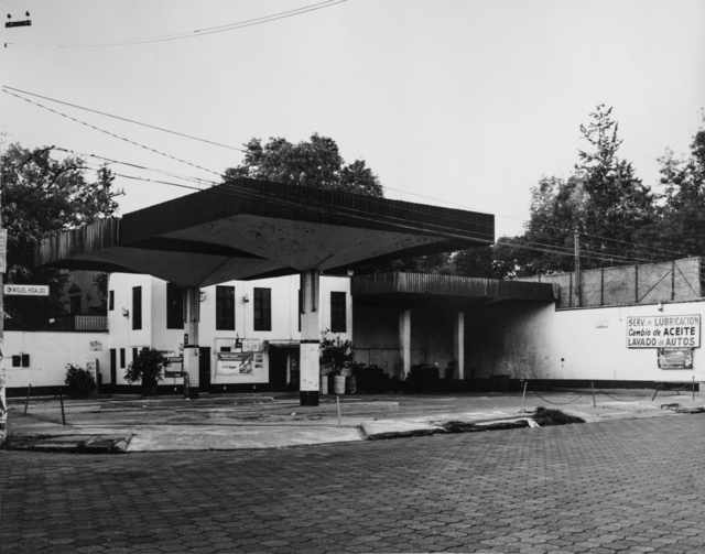 , '26 Used to be Gasoline Stations (Coyoacán, México DF),' 2007-2015, Machete
