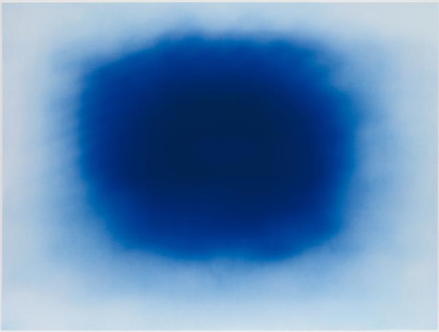 Anish Kapoor, 'Breathing Blue', 2020, Print, Lithograph, Kunzt Gallery