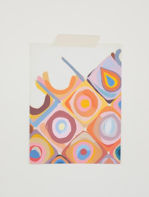 , 'Homenagem - Teste de cores imaginário (C. Close),' 2017, Galeria Leme