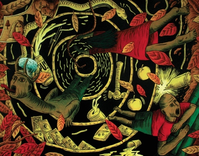 , 'Amygdala Hijack,' 2011, Yavuz Gallery