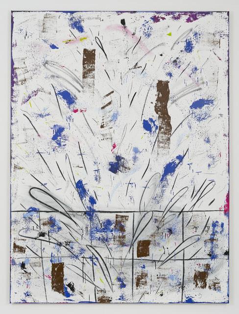 , 'Hey rich kid in the blue!,' 2014, Sies + Höke