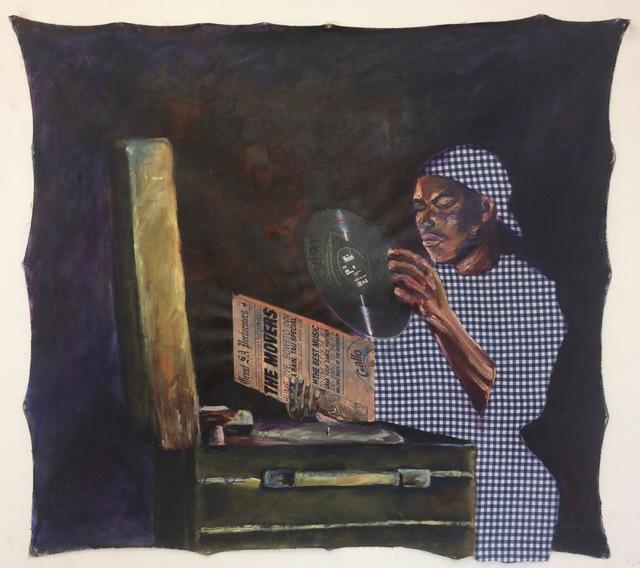 , 'Lerato la go hloka Tshepo,' 2017, Christopher Moller Gallery