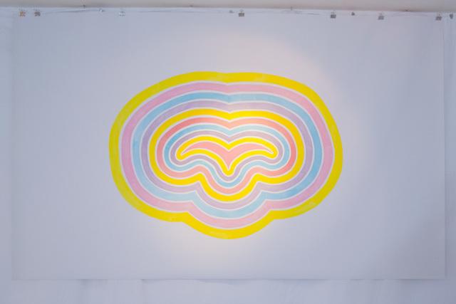 , 'Fernanda,' 2015, No Lugar Arte Contemporáneo