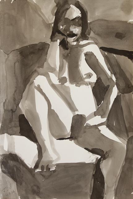 , 'Nan #2,' 2014, Dolby Chadwick Gallery