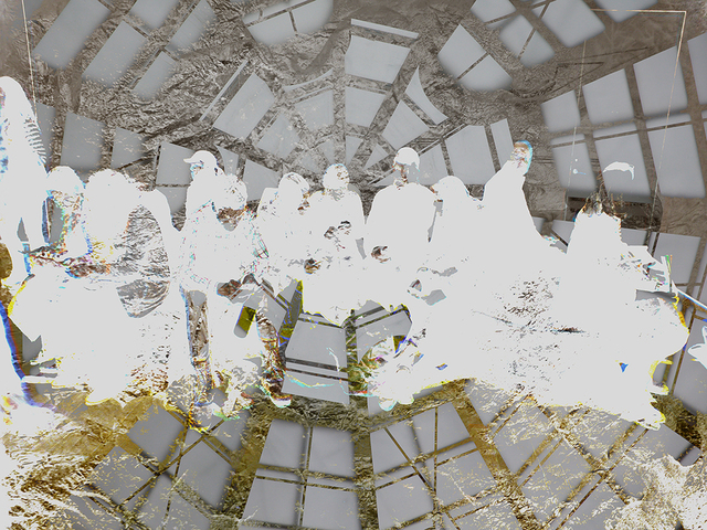 , 'Under the Dome,' 2014-2015, Galleria Sabrina Falzone