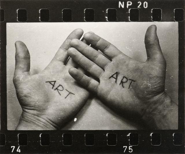 , 'Art Gestures,' , SAGE Paris