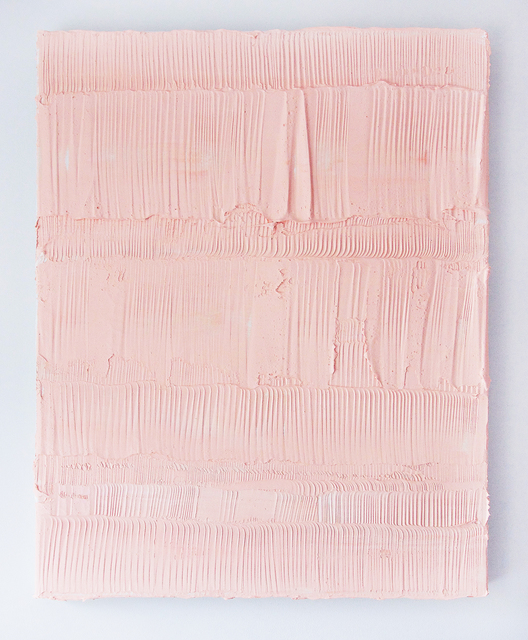 , 'Titanium Pink,' 2018, Jeff Lincoln Art+Design