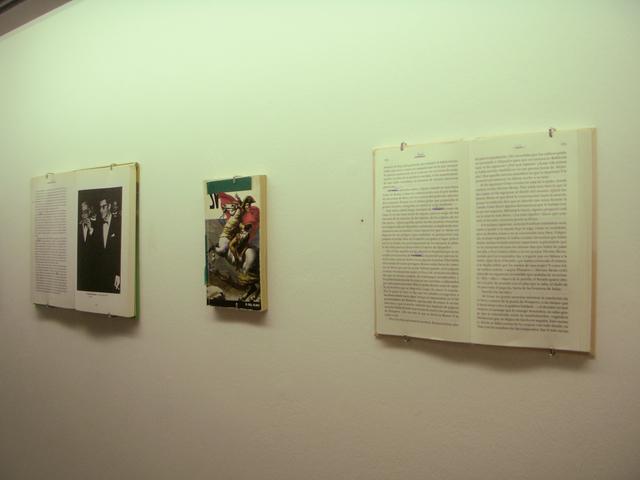 , 'Bolero,' 2011, Galería Bacelos