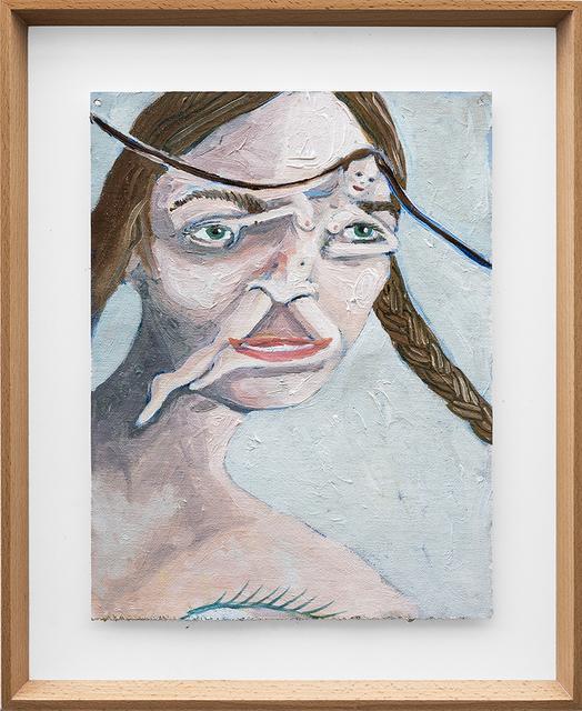 , 'Leggy exhale her,' 2018, SMAC