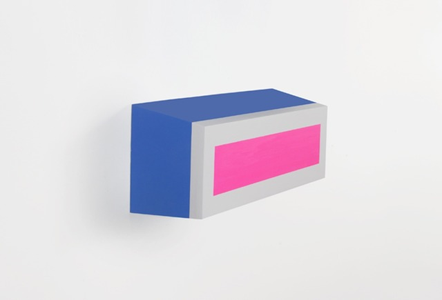 , 'Trapezium Origami #7,' 2015, Muriel Guépin Gallery
