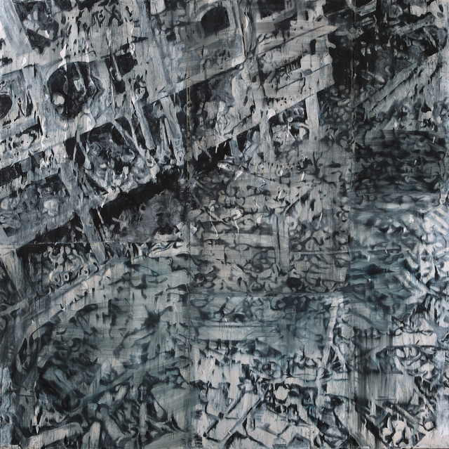 , 'Identidad Oculta 39,' 2013, Cristin Tierney