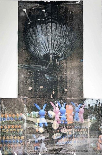 Robert Rauschenberg, 'Tribute 21: Children', 1994, Hamilton-Selway Fine Art