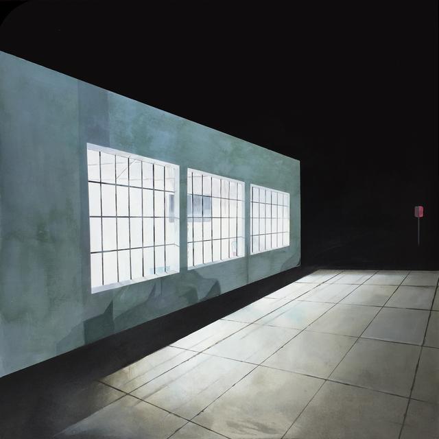 Holly Elander, 'Garage', 2018, Painting, Acrylic on panel, LAUNCH LA