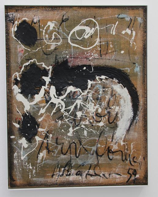 , 'Arp Poesie,' 1959, Mario Mauroner Contemporary Art Salzburg-Vienna