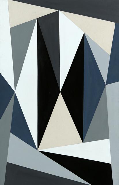 , 'Black and White V,' 2017, Latin Art Core