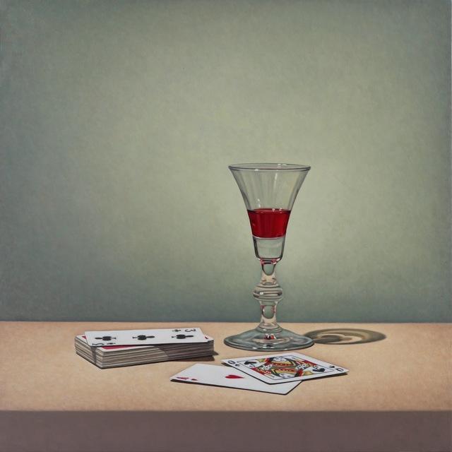, 'Queen of Spades,' , George Billis Gallery