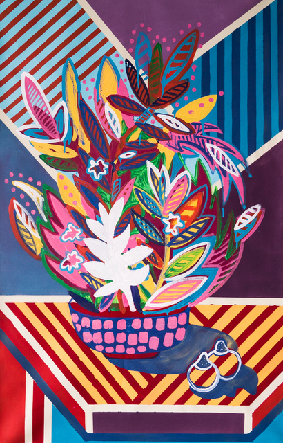 Katya Zvereva, 'Hysteria No 1', 2018, The Untitled Space