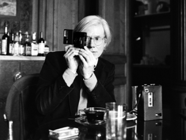 , 'Andy Warhol at The Factory, New York,' 1977, Staley-Wise Gallery