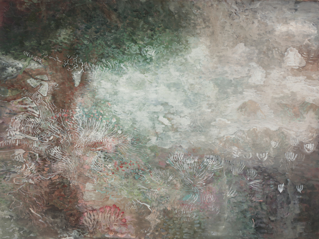 , 'untitled (6.24.15),' 2015, Gallery NAGA