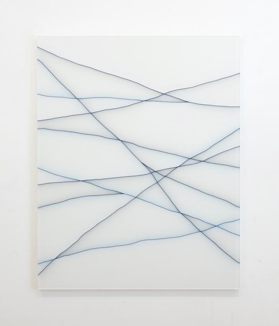 ", '""Acoustic Light *2"",' 2017, Galerie Dutko"