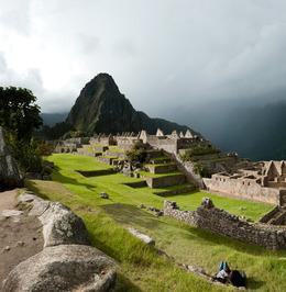Neil Meyerhoff, 'Machu Picchu', 2010, C. Grimaldis Gallery
