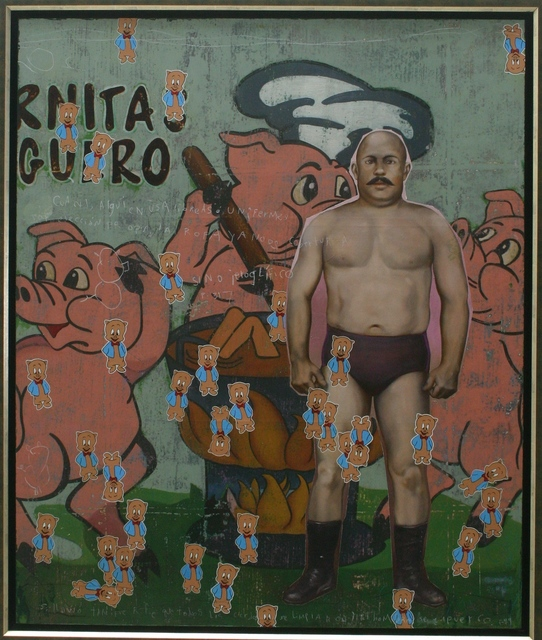 Armando Romero, 'Pork Flakes (The Gladiator)', 2006, Tasende Gallery