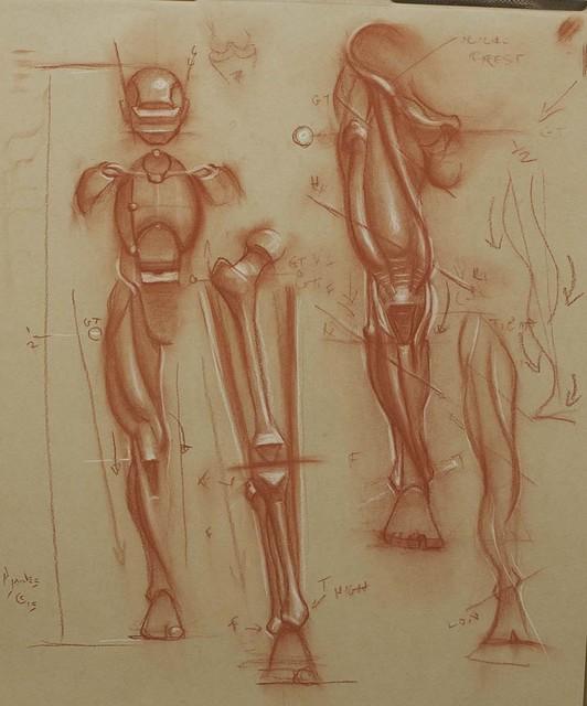 , 'Legs Plus Bones,' , IX Gallery