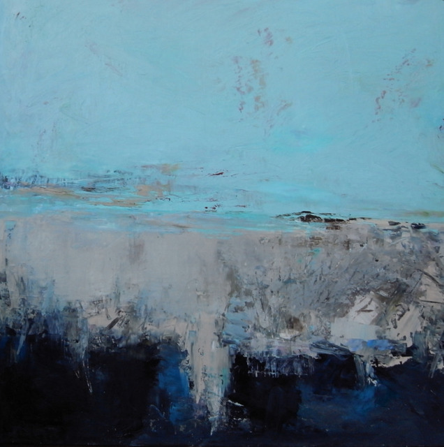 Brigitte Wolf, 'Pacific ', Painting, Oil on canvas, ARTSPACE 8