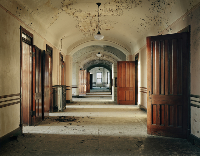 , 'Typical Ward, Kankakee State Hospital,  Kankakee, Illinois,' 2007, Benrubi Gallery