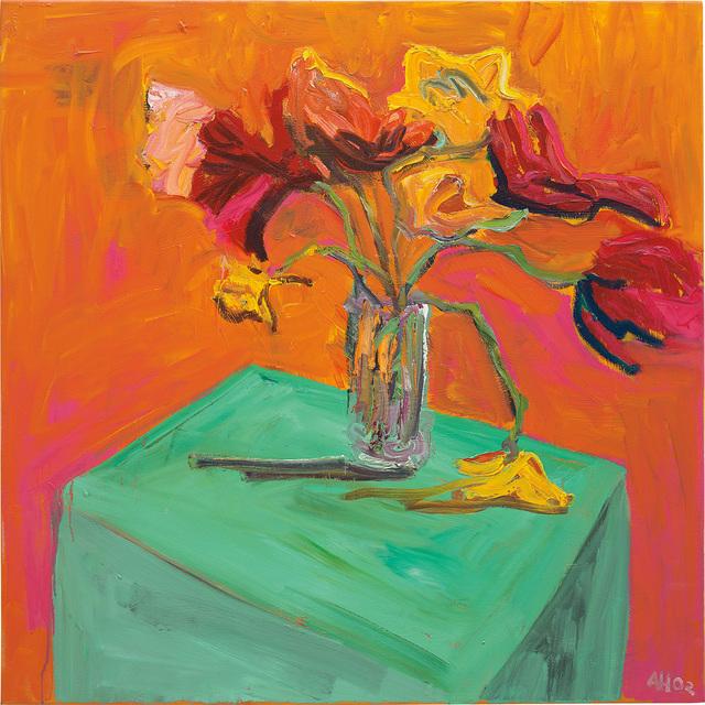 Anton Henning, 'Blumenstilleben No 115', 2002, Painting, Oil on canvas, Phillips