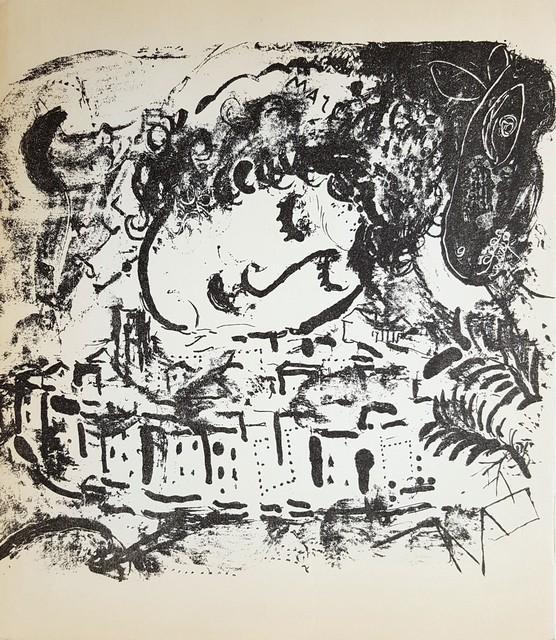 Marc Chagall, 'The Village', 1957, Graves International Art