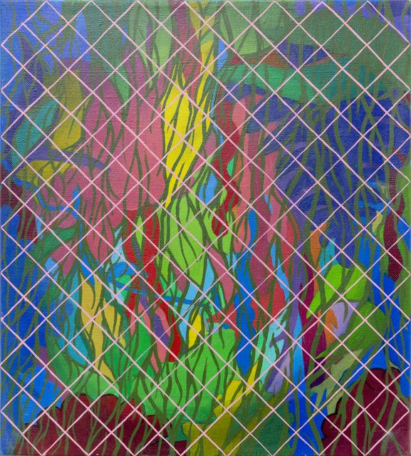 , 'OT (Private View),' 2017, Galerie Crone