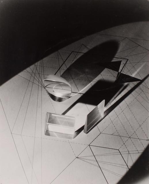 , 'Untitled (light and line pattern),' 1940, Robert Koch Gallery