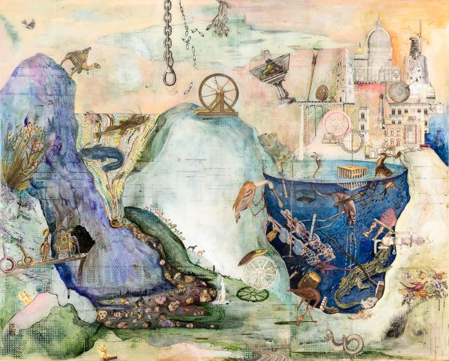 , 'Empty Promised Land,' 2018, John Martin Gallery