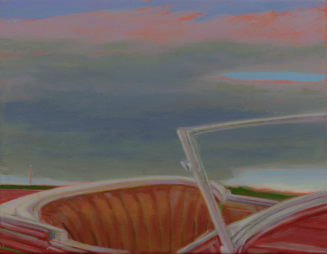 , 'Open Ride,' 2014, Betty Cuningham