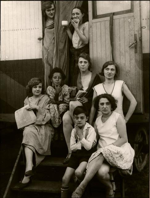 , 'Circus People,' 1926-1932, Edwynn Houk Gallery