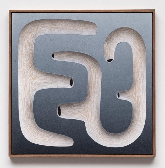 , 'Maze Form I,' 2016, CES Gallery