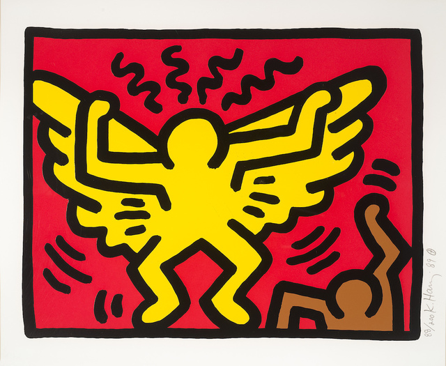 , 'Untitled (From Pop Shop IV),' 1989, Rhodes