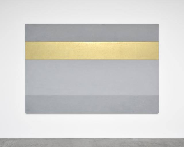 , 'Grigio e oro, paesaggio,' 2018, Marian Goodman Gallery