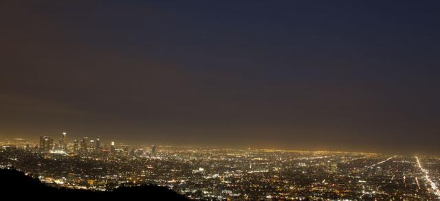 Armando Arorizo, 'Los Angeles City Lights', 2016, The Perfect Exposure Gallery