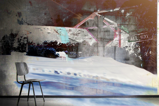 MICHEL TABANOU, ' ALL WAYS 1 ', 2017, Poulpik Gallery