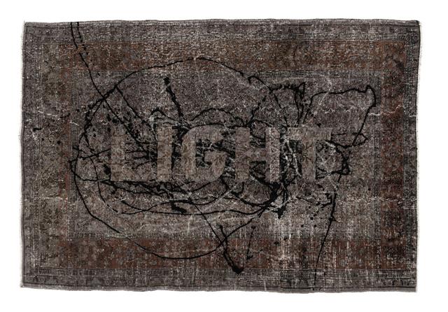 Holger Schmidhuber, 'Light (Carpets of the Forgotten)', 2018, Simard Bilodeau Contemporary