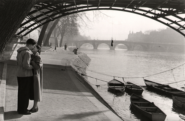 , 'Lovers of the Pont Des Arts, Paris.,' 1953, Atlas Gallery