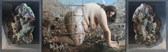 , 'Earth,' 2012, GALERIE URS REICHLIN