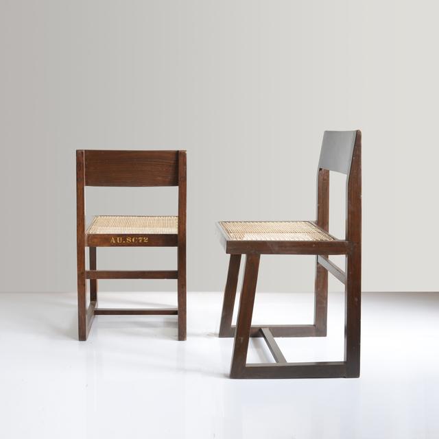 , 'PJ-SI-54-A Box chair,' ca. 1960, P! Galerie